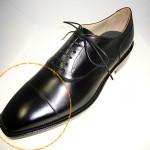 ストレートチップ。靴の正統派、迷うぐらいならストレートチップの靴を選びましょう。