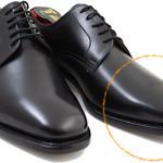 プレーントゥ。シューズの中でも一番シンプルだけど差が出ちゃう靴プレーントゥシューズ。
