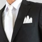親族の結婚式に、ダブルの礼服に白いネクタイ?それも、白ネクタイなんてもう古い?
