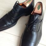 シューケアをしてみた①。~シューキーパー編~ 保存方法 手入れを怠ると高価な靴も台無しです。