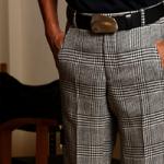 [スーツ・ジャケパン]大人なトラッドを着こなす⑤ グレンチェック