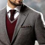[スーツ・ジャケパン]大人なトラッドを着こなす⑧文武両道なニットベストを使いこなそう。
