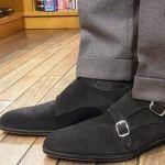 ジャケパンに合う靴 ~ジャケパンにはスウェードの靴でしっぽりと決めよう~